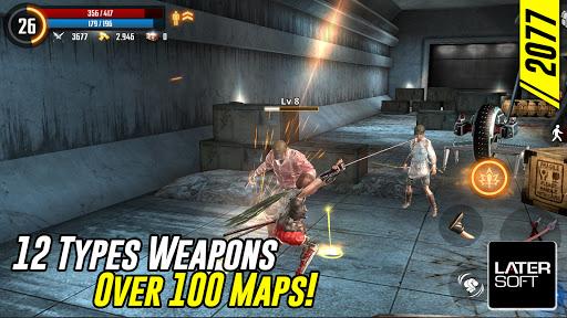 Cyber War: Cyberpunk Reborn (Offline ARPG)  screenshots 9