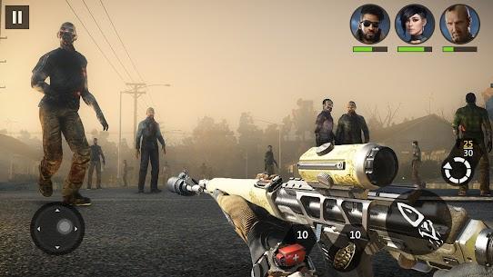 Zombie Critical Strike Mod Apk- New Offline FPS (Unlimited Money) 8