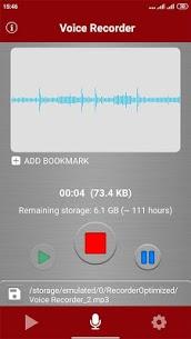 voice recorder – pro recorder 9