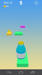 Bottle Flip 3D - Flip it!