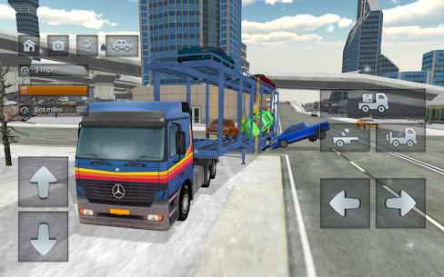 Euro Truck Driving Simulator Pro 3