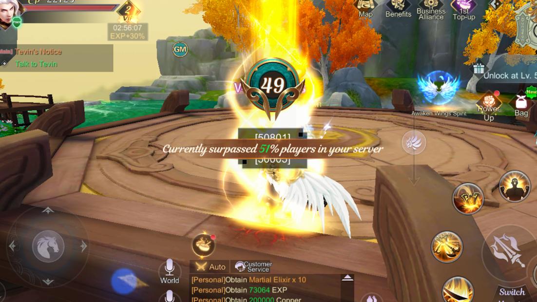 Soul Crush: Kongfu World screenshot 12