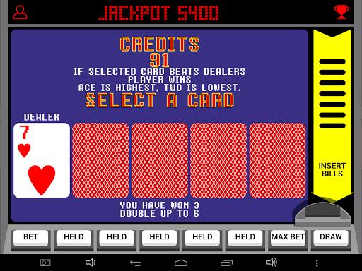 Video Poker Jackpot 4.16 Screenshots 6