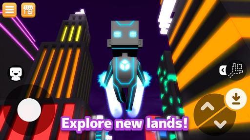 Crafty Lands - Craft, Build and Explore Worlds  Screenshots 8