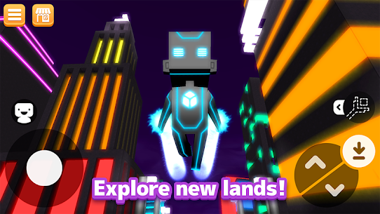 Crafty Lands – Craft, Build and Explore Worlds Mod Apk (Unlocked) 8