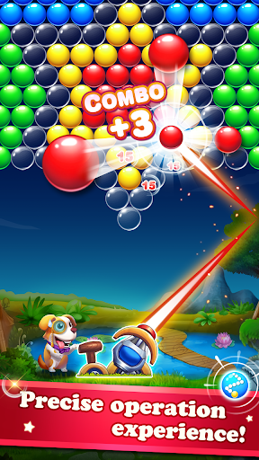 Bubble Shooter - Addictive Bubble Pop Puzzle Game apktram screenshots 1