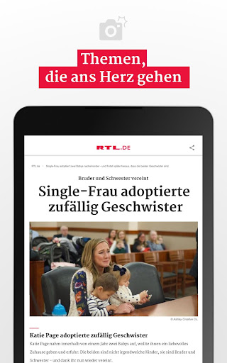 RTL.de - Aktuelle Nachrichten & Videos 5.5.1 screenshots 7