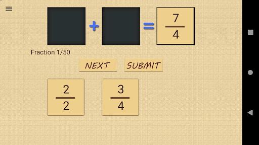 Fraction Fraction  screenshots 2