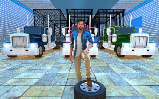 Télécharger Gratuit Animal Hospital Transporter Truck Driver Simulator apk mod screenshots 1