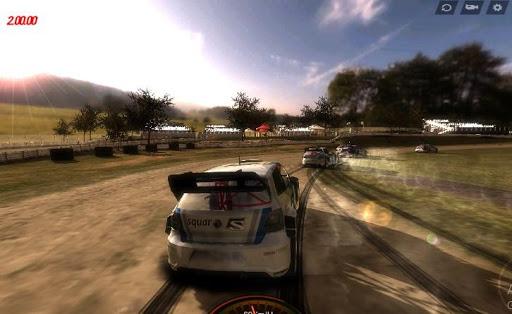 Super Rally 2 : Rally Racer LITE 1.1.7 screenshots 1