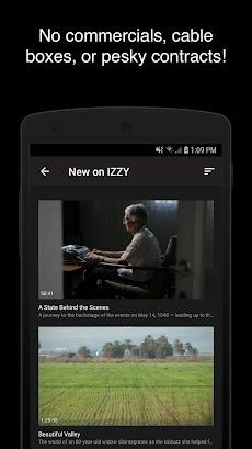 IZZY - Stream Israelのおすすめ画像4