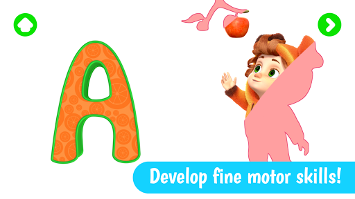 ABC u2013 Phonics and Tracing from Dave and Ava 1.0.39 Screenshots 2