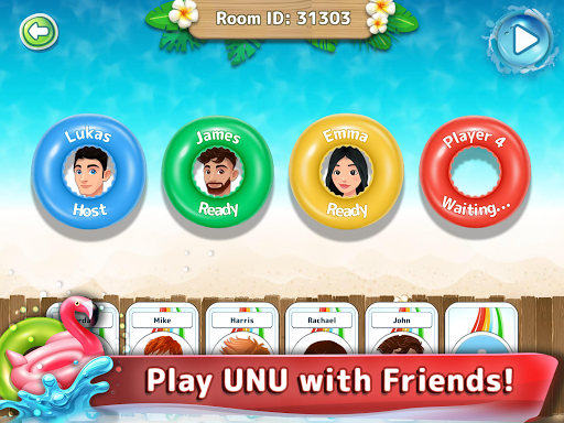 UNU Online: Mobile Card Games with Friends 3.1.184 screenshots 11