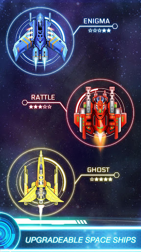 Galaxy Attack Space Shooter: Spaceship Games 1.4 screenshots 13