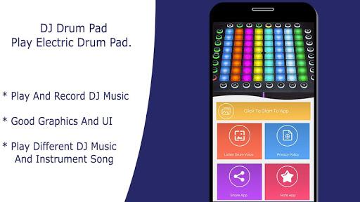 dj pads - become a dj screenshot 1