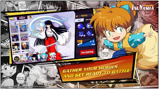 Hack Game Inuyasha Awakening apk free