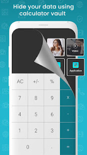 Calculator - Vault For Hide Photo Video & App Lock