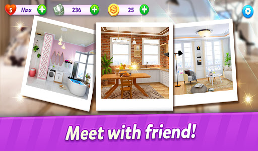 Home Design: House Decor Makeover android2mod screenshots 4