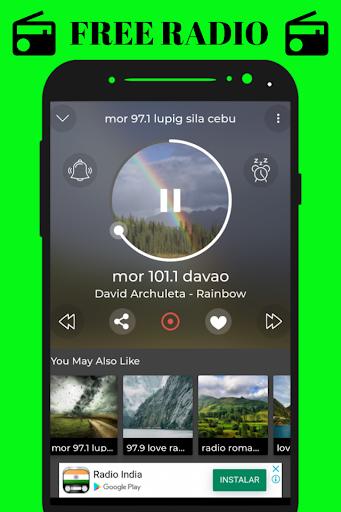 mor 103.1 baguio screenshot 3