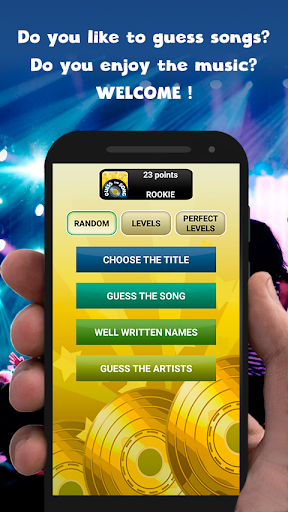 guess the song - music games free screenshot 1