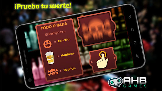 Cultura Chupistica: Juegos para beber 3.4.8.1 Screenshots 3