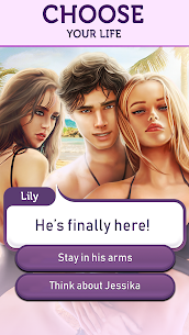 Novels. Choose your story Mod Apk  (Unlimited Crystals) 1