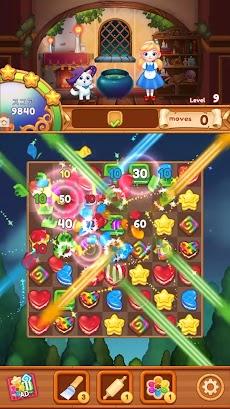 ベストクッキーメーカー:ファンタジーマッチ3パズルのおすすめ画像3