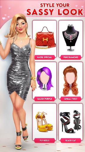 Fashion Games - Dress up Games, Stylist Girl Games screenshots 7