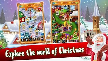 Christmas Solitaire: Santa's Winter Wonderland