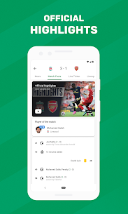 Soccer Scores – FotMob [MOD Version] 2