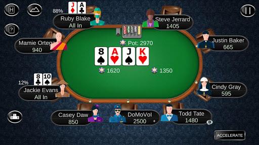 Offline Poker - Tournaments screenshots 1