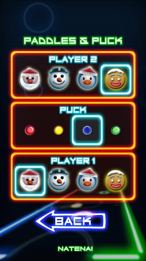 Glow Hockey screenshots 4