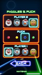Glow Hockey screenshots apk mod 4