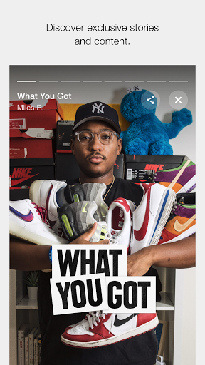 Nike SNKRS: Find & Buy The Latest Sneaker Releases  Screenshots 3