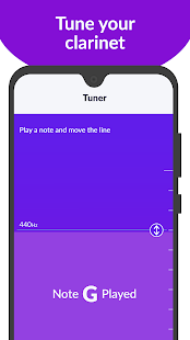 tonestro: Learn CLARINET - Lessons, Songs & Tuner