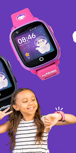 SoyMomo - Mobile GPS watch for children 4.1.1 Screenshots 2