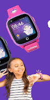 screenshot of SoyMomo - Mobile GPS watch for children