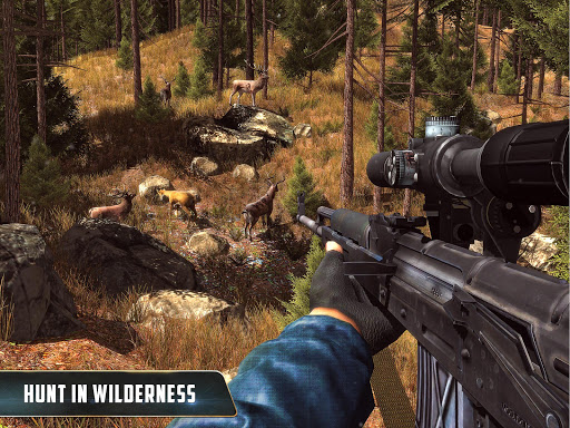 Wild Animal Hunting : Jungle Sniper FPS Shooting 1.11 screenshots 5