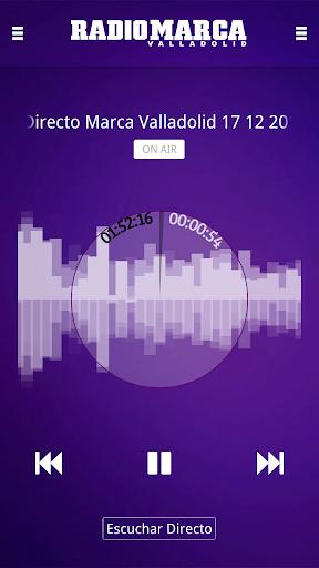 radio marca valladolid screenshot 1