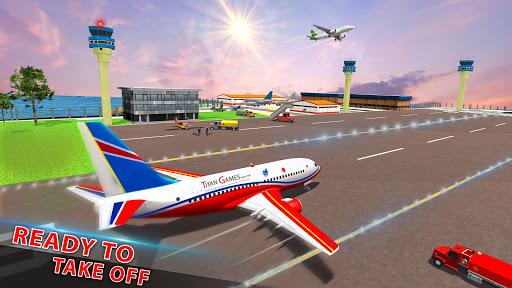 Airplane Pilot Flight Simulator New Airplane Games  Screenshots 10