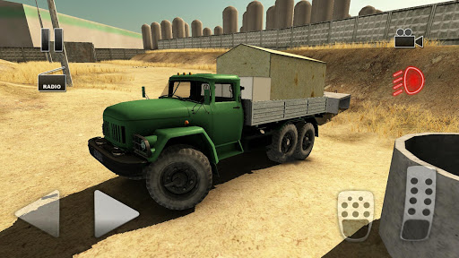 Truck Driver Crazy Road 2 1.21 screenshots 1
