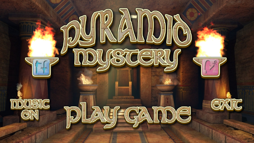 Pyramid Mystery Solitaire 1.2.2 screenshots 1