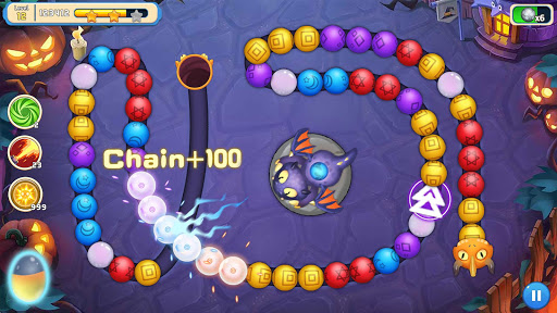 Jungle Marble Blast 3 1.0.9 screenshots 1
