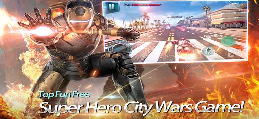 Super Hero City Wars:Super Crime City  screenshots 2