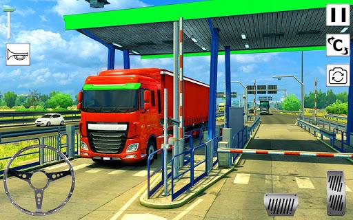 Euro Truck Driver 3D: Top Driving Game 2020 0.3 screenshots 2