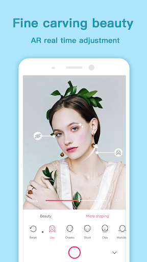 Selfie Camera - Beauty Camera apktram screenshots 5