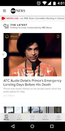 ABC News - US & World Newsのおすすめ画像2