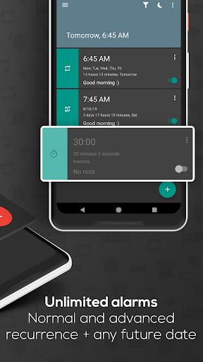 Foto do Alarm Clock for Heavy Sleepers — Loud + Smart Math