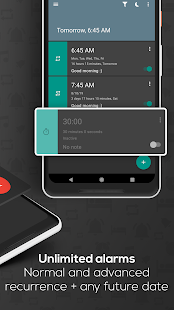 Alarm Clock for Heavy Sleepers — Loud + Smart Math Screenshot