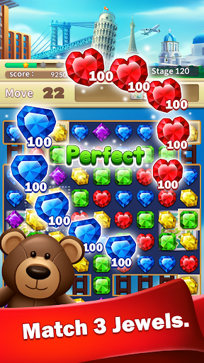 Jewels World POP : Puzzle Master 2021 1.0.7 screenshots 11